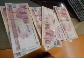 Monday's Money Saving Tips - Rials or Tumen??