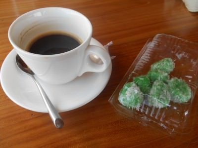 Coffee in East Timor: one of the finest.