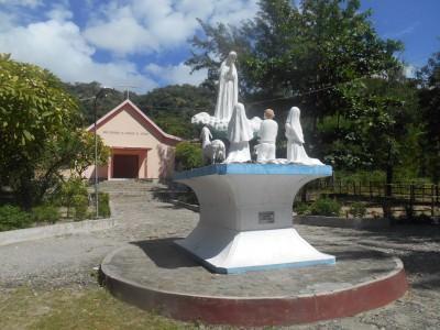 vila catholic church atauro