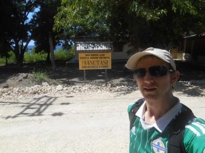 Touring Atauro Island, East Timor