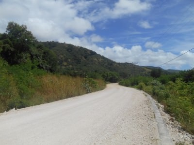Main road from Beloi to Vila