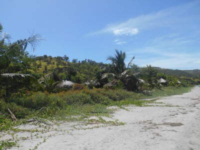 One of the beaches on Atauro Island, East Timor