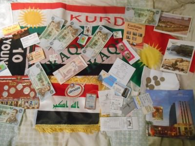 backpacking souvenirs iraq kurdistan