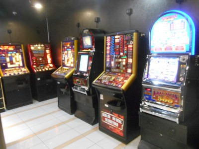 Arcade Machines Room