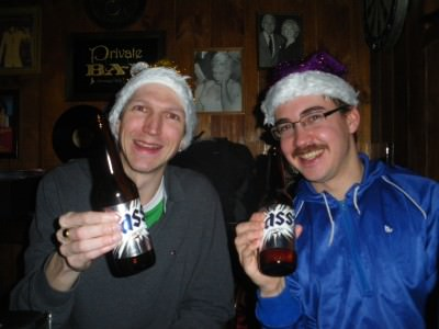 Reunion and 3 country pub crawl with Millwall Neil in 2011