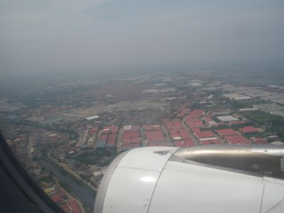 Flying into Jakarta, Indonesia. How to get a visa on arrival?