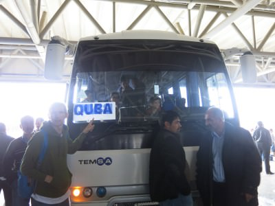 quba to xinaliq baku bus