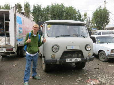 quba truck