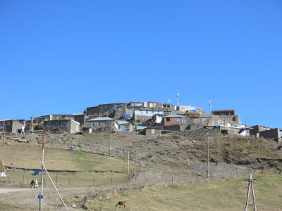 "The mountain village of Xinaliq in Azerbaijan - ""Europe's Highest Village"""