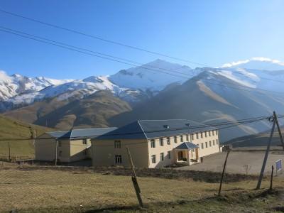 The Main School in Xinaliq
