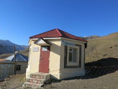 Xinaliq Post Office