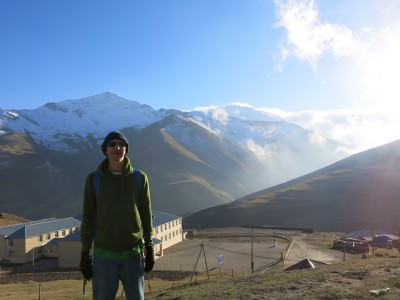 Loving the landscapes of Xinaliq
