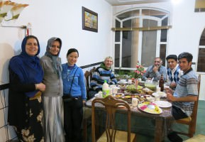 Amazing Iranian Hospitality: The Longest Night Dinner in Shahr-e Kord, Iran