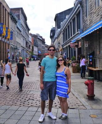 World Travellers: Justin Plus Lauren