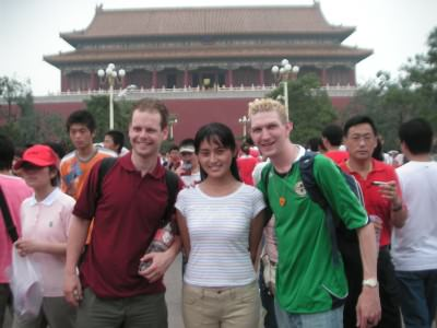 Some Tips for Backpacking in Beijing, China