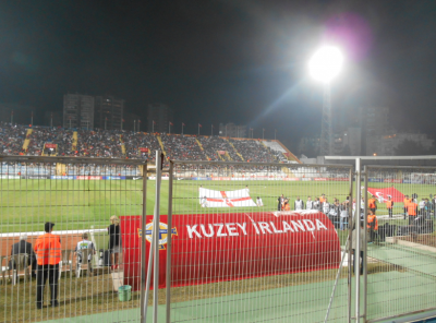 Teams come out in Adana