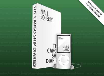 Book Review: The Cargo Ship Diaries by Niall Doherty