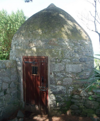 Herm actually beats Sark to the world's smallest prison - this one man prison isn't actually in use though.