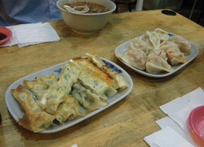 Dumplings in Xinying