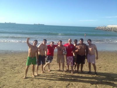 beach football fortaleza