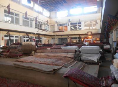 tehran bazaar iran carpets