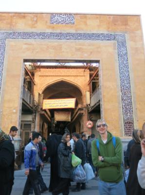 tehran bazaar iran backpacking
