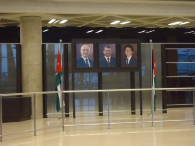 jordan airport visa on arrival