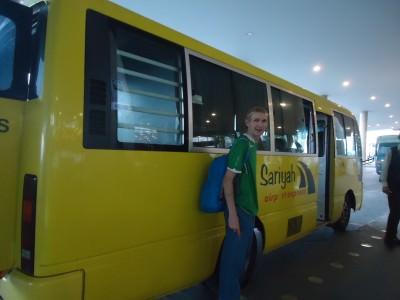 bus airport jordan amman visa