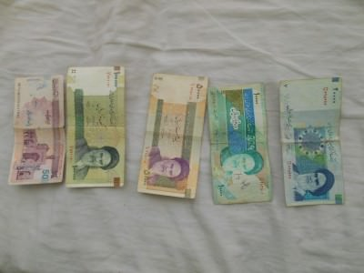 Iranian banknotes - understanding the difference between Rials and Toman