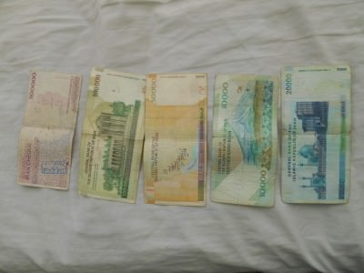It's important to know the difference between Rials and Toman when touring Iran.