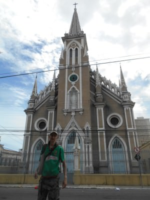 A Cool Catholic Church in Fortaleza