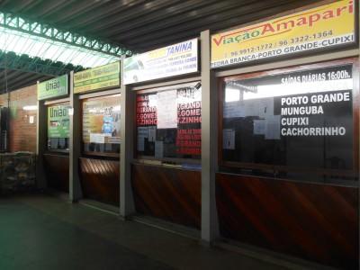 macapa border bus guyana