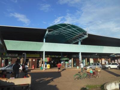 Terminal Rodiovario, Macapa, Brazil.