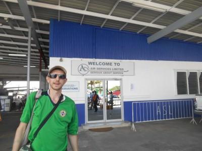 guyana ogle airport tour