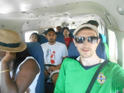 flight to kaieteur