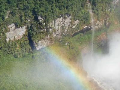 A Kaieteur Rainbow.