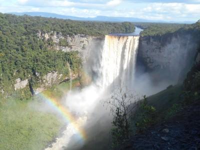 kaieteur falls guyana tour