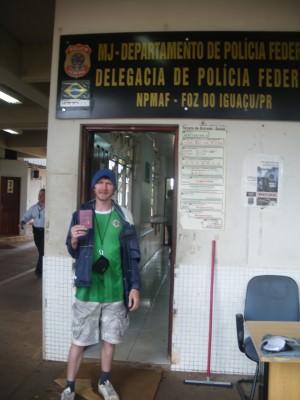 brazil iguazu