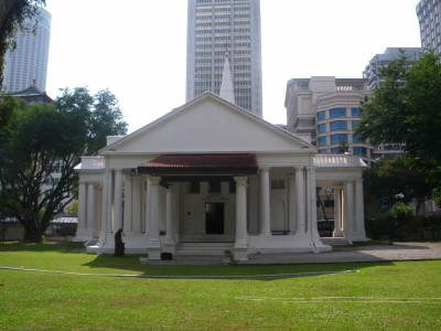 The Armenian Church in Singapore