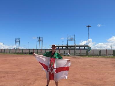 football stadium on the equator