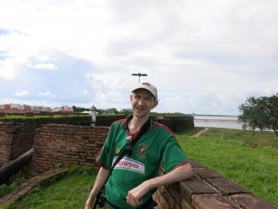 macapa fort brazil
