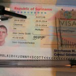 How to get a Suriname Visa in Cayenne, French Guyana.