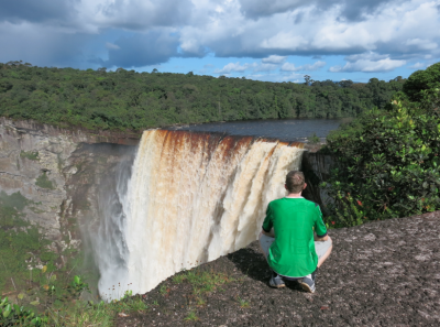 Kaieteur Falls tour with Dagron Tours Guyana.