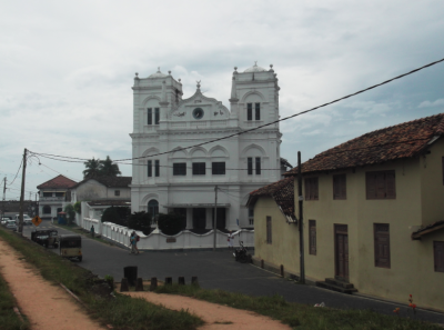 galle mosque