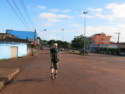 World Borders: How to get from Brazil to French Guyana