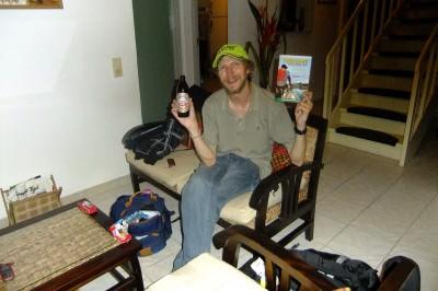 welcome drink parbo bier