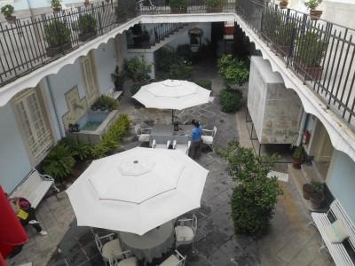 Casa San Ildefonso, Mexico City, Mexico.