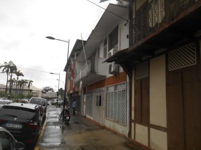 suriname embassy cayenne