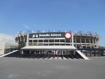 Estadio Azteca, Ciudad de Mexico, Mexico.