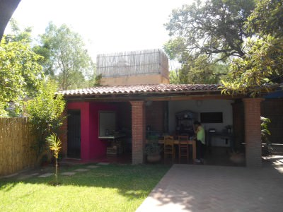 Small and cosy courtyard in La Betulia - perfect to relax.